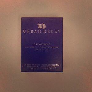 Urban decay brow box brand new